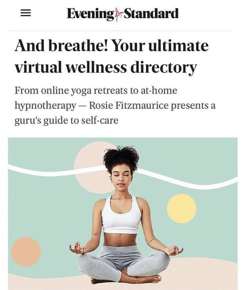 London Clinic of Hypnotherapy Wellness Directory
